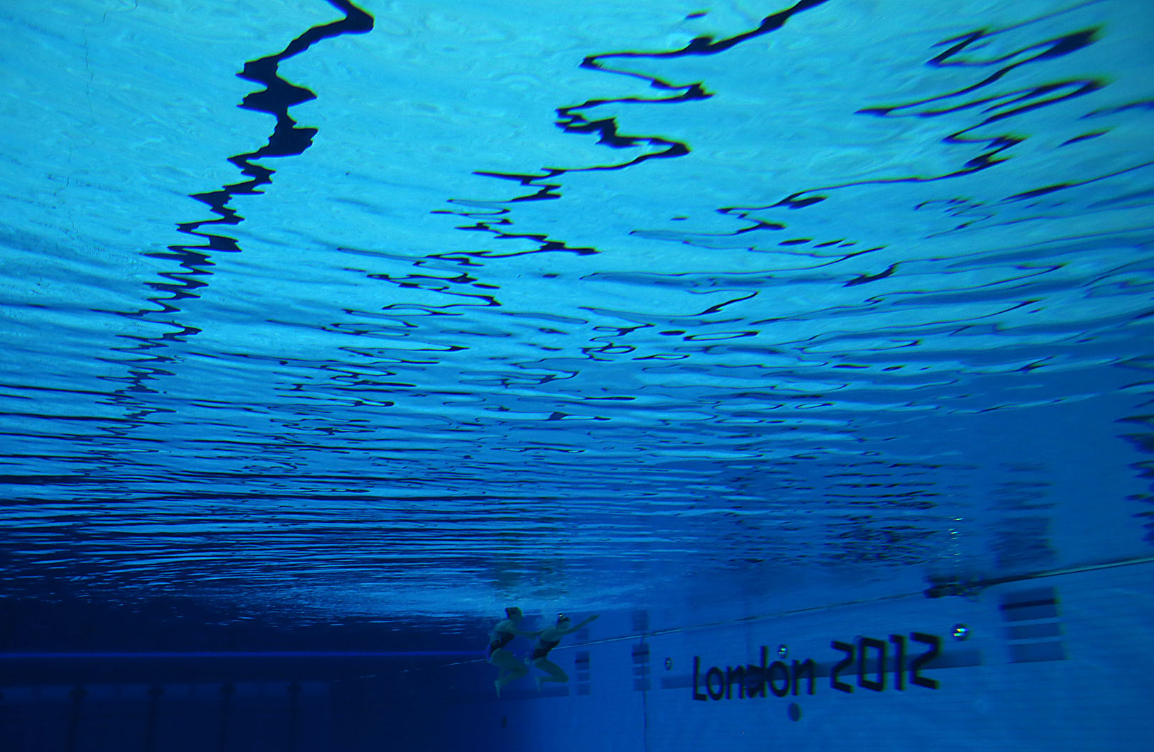 Interesting Olympic Swimming Pool Underwater On Decorating