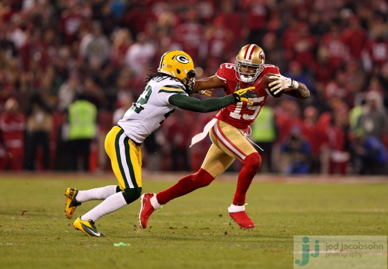 Michael Crabtree, Morgan Burnett